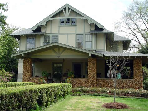 The American Craftsman House