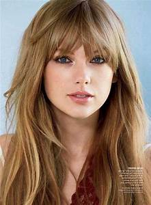 15 Best Of Long Haircuts Layered With Bangs