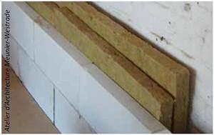 guidenr hqe gt conception du systme d39isolation par l With isolation mur interieur humide