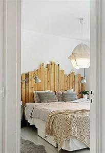Bett Kopfteil Holz : kopfteil bett ideen ~ Sanjose-hotels-ca.com Haus und Dekorationen