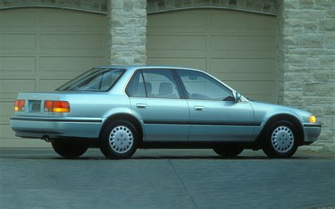 1992 Honda Accord Lx Sedan Front Photo 52