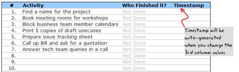 todo list task list templates  project management