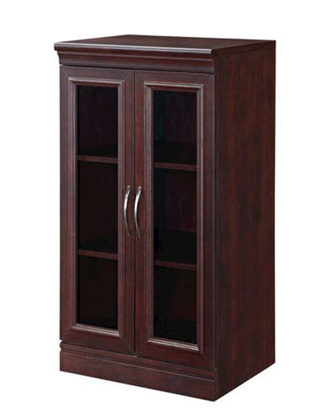 Menards Unfinished Cherry Cabinets by Whalen 174 Glass Door Cabinet Cherry At Menards 174