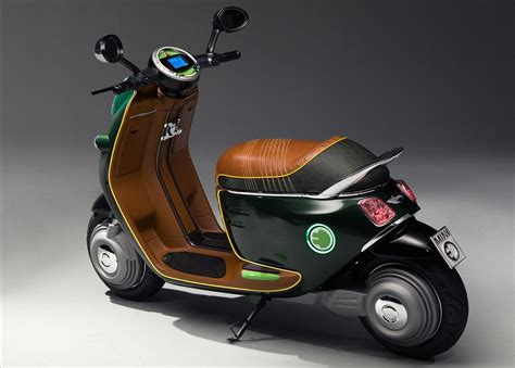 Mini Scooter E Concept Electric Scooter Design Is This