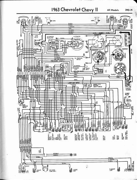 1963 chevy truck turn signal wiring diagram wiring