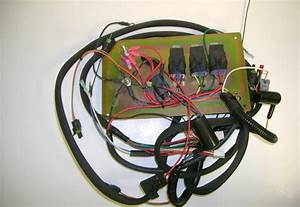 Apu Wiring Harness