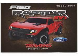 Owner U0026 39 S Manual  Ford Raptor