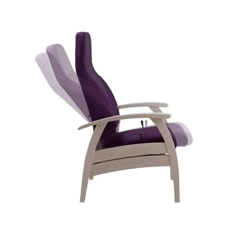 siege relaxation fauteuil de relaxation elegance dossier inclinable