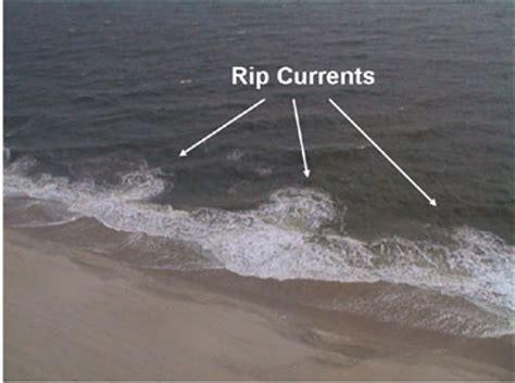 rip current characteristics