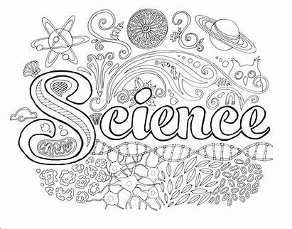Coloring Middle Pages Schoolers Science Printable Getcolorings