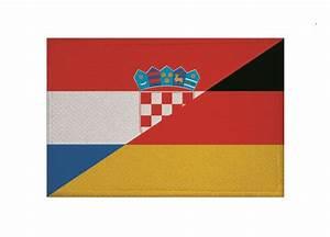 Deutschland Flagge Bilder : flaggenparadies aufn her patch freundschaft kroatien deutschland aufb gler fahne flagge ~ Markanthonyermac.com Haus und Dekorationen