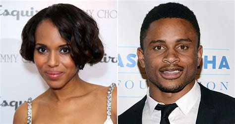 Kerry Washington Secretly Gets Married To Nfl Star Nnamdi