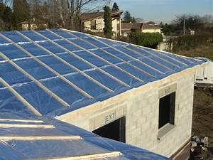 Isolant Mince Sous Toiture : isolant mince en ecran de sous toiture construction neuve ~ Edinachiropracticcenter.com Idées de Décoration