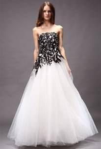 robe de mariã e blanche et robe de mariée blanche et noir princesse