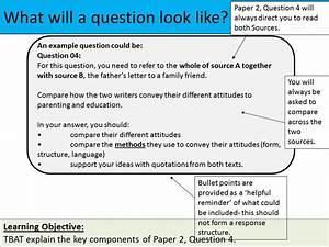 Aqa Gcse English Language Paper 2  Question 4  U2013 Mrs