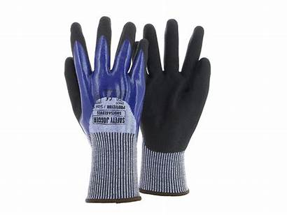 Safety Jogger Protector Protection Anti Cut Glove