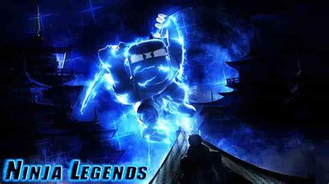 roblox ninja legends  redeem codes list