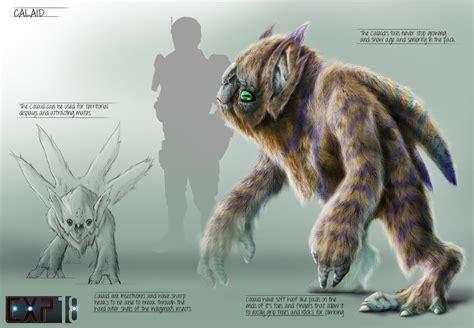 Non-humanoid Aliens On Cyber-code