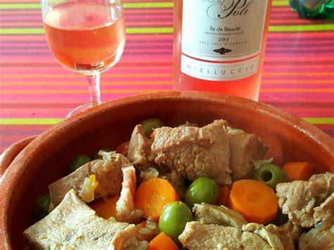 cuisine corse veau aux olives recettes de corse et veau