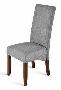Stühle Esszimmer Grau : sam esszimmer stoff stuhl grau kolonial chalco ~ Markanthonyermac.com Haus und Dekorationen