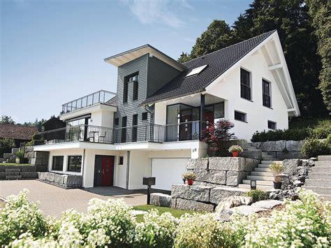 Moderne Häuser Mit Tiefgarage by Einfamilienhaus Mit Hanglage In 2019 Architektenhaus