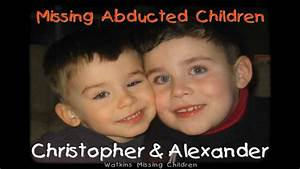 MISSING CHILDREN : Canadian Missing Children Abducted to ...