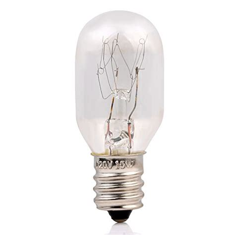 himalayan salt l bulb replacement 12 pack 15 watt salt l bulbs incandescent e12 socket