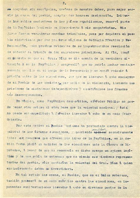 imagenes gratis documentos historicos plan de san luis