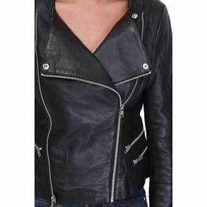 Nourrir Le Cuir : un blouson ou une veste en cuir pour tre l gante ~ Maxctalentgroup.com Avis de Voitures