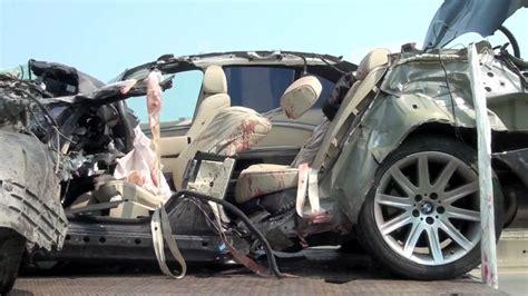 3 Dead In Horrific High Speed Car Crash Trans Canada