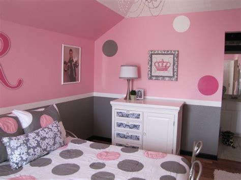 pretty  pink pink  gray girls bedroom  dresser