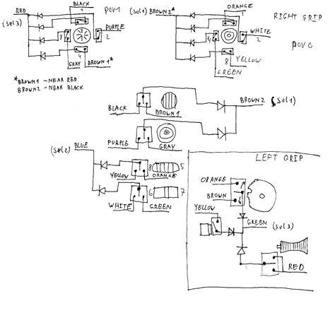 hotas wiring diagram wiring diagram fretboard