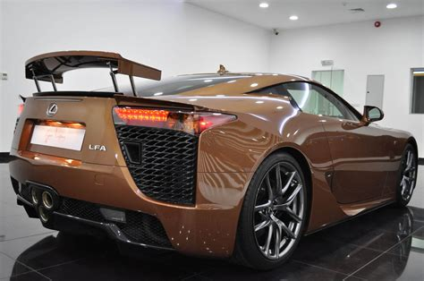 lfa lexus lexus lfa can be yours now just for 645k drivers magazine