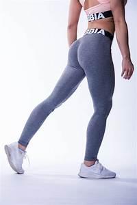 Scrunch Butt Leggings 222 Grey  U2013 World Body Club