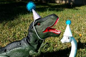 Dinosaur Party Hats - Two Sisters