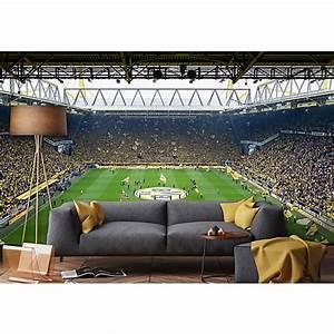 fototapete bvb fan choreo 350 x 250 cm fussballverein With markise balkon mit bvb tapete