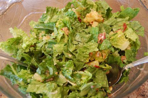 hawaiian green salad