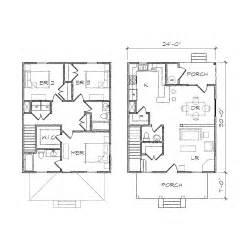 square house floor plans four square ii prairie floor plan tightlines designs