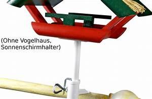 Vogelhaus Für Balkongeländer : videx vogelhaushalter f r balkongel nder ~ Markanthonyermac.com Haus und Dekorationen