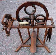 antique primitive  wood yarn winder spinners weasel