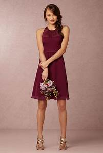 20 stunning marsala bridesmaid dress ideas for fall With wine color dress for wedding