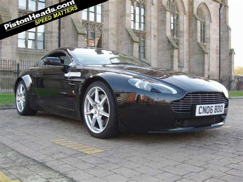 spotted  aston martin  vantage page