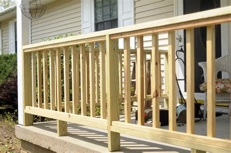 Horizontal Deck Railing Ideas by Deck Idea Porch Railing Pictures To Pin On