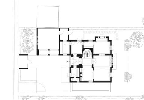 grundriss villa modern moderne klassik klassische villa tradition neu interpretiert