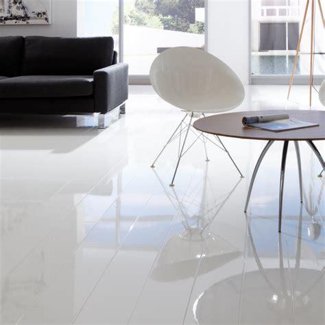 high gloss white flooring elesgo supergloss extra sensitive 8 7mm white high gloss flooring leader floors