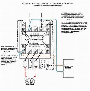 Furnas Motor Starter Wiring Diagram Sample