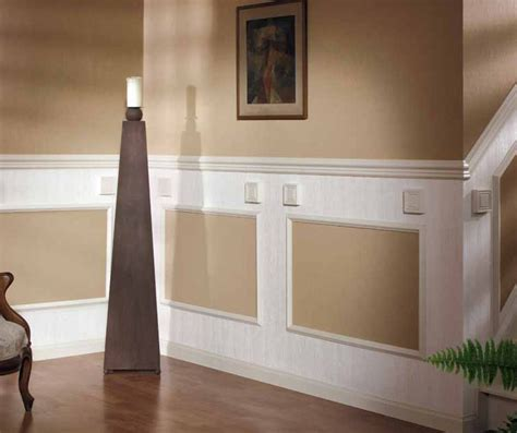 creative crown molding ideas house wonderful design of chair rail molding idea for homes