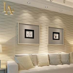 Aliexpress.com : Buy Modern Beige Horizontal Striped ...
