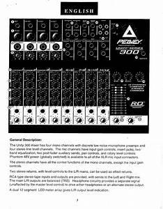 Unity Series 300 Manuals