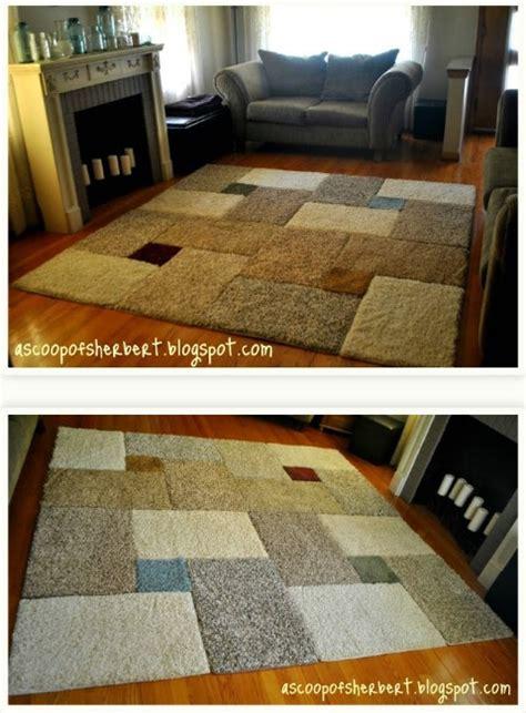 diy area rug 30 magnificent diy rugs to brighten up your home diy
